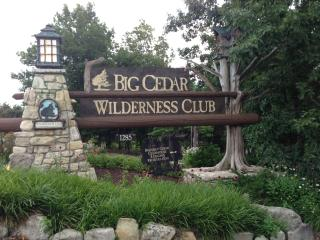 Wilderness Club at Big Cedar - 1 Bedroom Lodge, Ridgedale