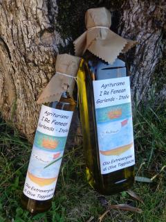 100% extra Vergin Olive Oil