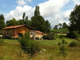 maison bois dans le Périgord, Lembras