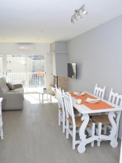 Dining area next to living room - SA PUNTA COSTA BRAVA