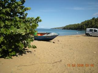 MANUIA sea views on Caribbean Beach, Pointe-Noire