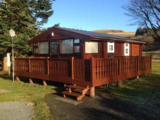 Ideal Log Cabin Holiday Home in Bronaber Snowdonia