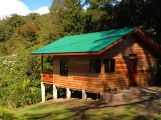 Cabaña Hoja Verde, Reserva Biológica Bosque Nuboso Monteverde