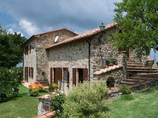 Self Catering in Stribugliano House for 4 people, Magliano in Toscana