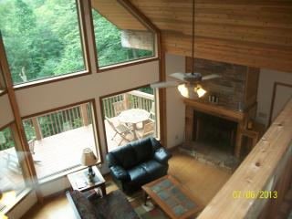 Asheville Area Mountain Chalet--Blue Ridge Mtn/Ski Resort