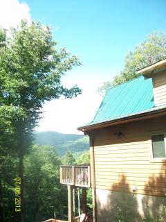 Asheville Area Mountain Chalet--Blue Ridge Mtn/Ski Resort