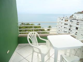 Terraza vista mar - Sea view terrace