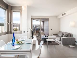 Casa Nitz, piso a estrenar, terraza y vistas al mar, Ibiza