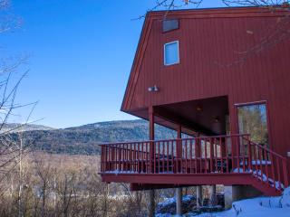 Amazing ski house - minutes to Bromley and Stratton Mt in heart of Manchester Village VT