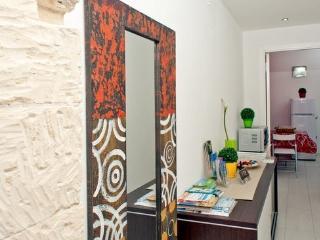 Nel centro di Cagliari, 2 camere letto e 2 bagni