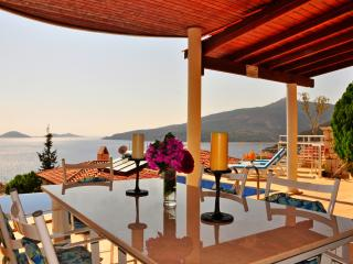 Villa Mavi Deniz with amazing sea view, Kalkan
