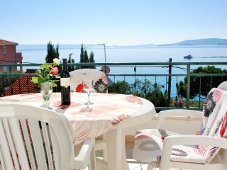 Apartment M4 with sea view Trogir/Seget Vranjica