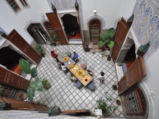 Riad Saada - riad arabo-andalous dans la medina