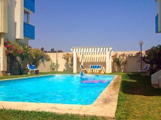 bel appartement dans résidence avec piscine, Hammamet