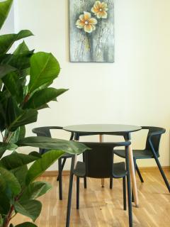 Comedor 3+1 (silla plegable)