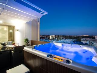 D_Loft Amazing beach penthouse w private jacuzzi, Albufeira