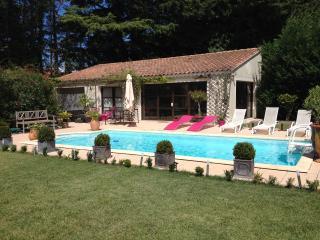 Maison d'hôtes avec piscine, Vedene