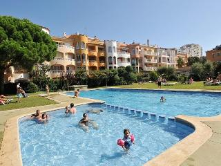 apartamento con piscina, Empuriabrava, Mirablau