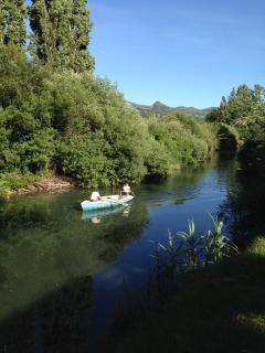 River Boating