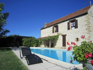 la maison de Lassagne, Saint-Andre-d'Allas