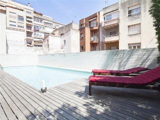 Barcelona Garden Pool 1