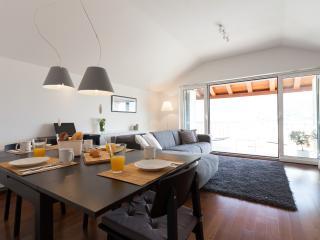 Livingroom and terrazzo