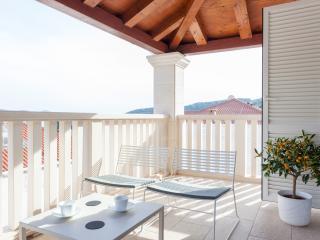 Terrazzo with sea view