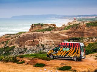 Campervan rental in Portugal