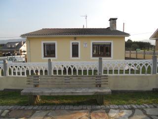 Primera linea de playa, alquiler casa unifamiliar, Ourense