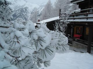 Chalet sui monti olimpici, Cesana Torinese