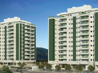 New 3/2 condo, 1 KM from beaches., Barra de Guaratiba
