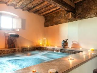 Tuscany 9 bedroom luxury villa with pool and spa