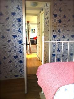 Houseboat Janna - hallway