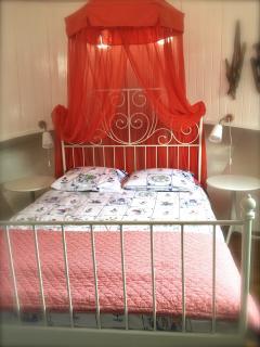 Houseboat Janna - sleeping cabin