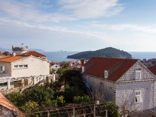 Apartment Art Dubrovnik - One-Bedroom Apartment with Sea View
