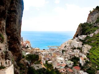Ravello APT Le Rose 1 with pool Amalfi Coast