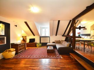3 BEDROOM/120 m² APT IN VERY CENTER