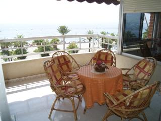 SUNNY BALCONY TERRACE WITH MARVELLOUS SEA VIEW