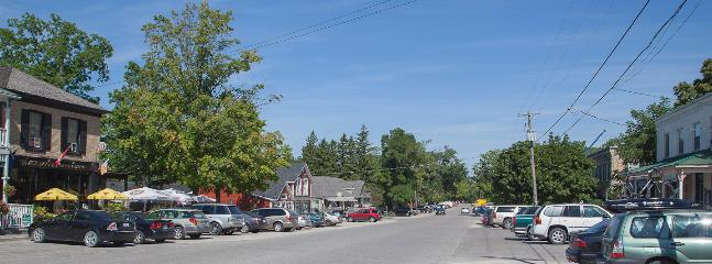 Bayfield Main Street