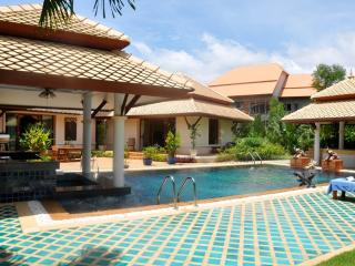 Laguna  Phuket-4 bed Pool Villa-Beside Golf Course, Cherngtalay