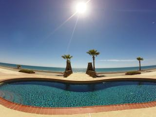 Paradise Villas Puerto Peñasco Beach Front Villa - Rocky Point Mexico