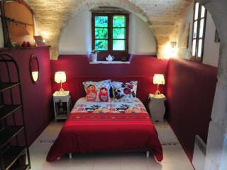 La maison de Lapparan, Saint-Drezery