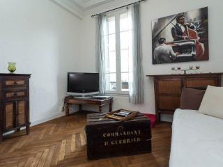 L' APPART, 54 m2 pour les vacances, Nizza