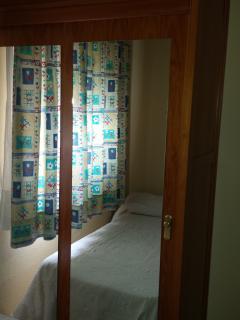 Armario empotrado habitacion individual
