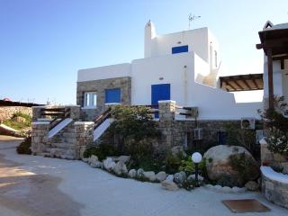 Villa with Pool&Sea View in Ornos