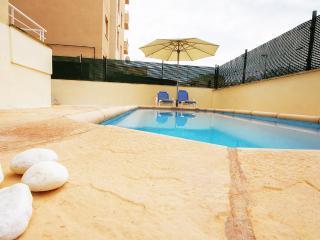 Fantástica planta baja con piscina privada y BBQ, Cala Bona