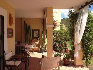 Acogedor apartamento en Club de golf, Marbella