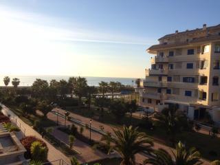 Beach Front Apartment in Sabinillas, San Luis de Sabinillas