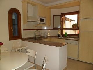 Kitchen dining area in Casa Kirbs 2