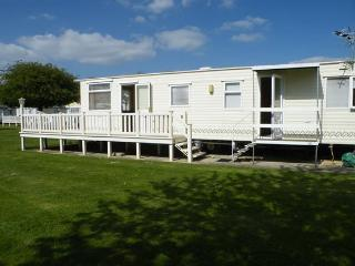A Caravan in the Cotswolds, South Cerney